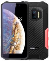 Odolný mobilný telefón Oukitel WP12 4 GB/32 GB, červený