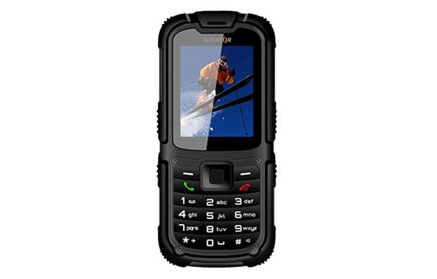 Odolný telefón Aligator R11 eXtremo, čierny