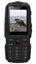 Odolný telefón Aligator R20 extrémov, čierna, ZÁNOVNÉ
