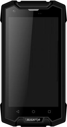 Odolný telefón ALIGATOR RX500 eXtremo, cierný