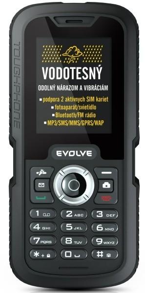 Odolný telefón  EVOLVEO Gladiator RG250
