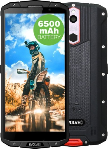 Odolný telefón Evolveo StrongPhone G7 3GB/32GB, čierna