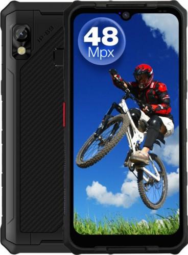 Odolný telefón EVOLVEO StrongPhone G9 4 GB/64 GB, čierny