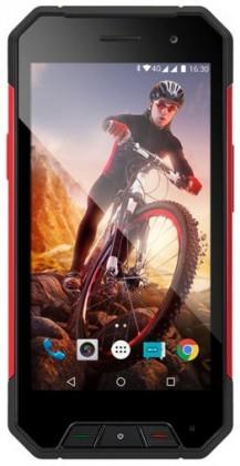 Odolný telefón Evolveo StrongPhone Q7 LTE, čierna