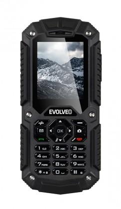 Odolný telefón Evolveo StrongPhone X2, čierna