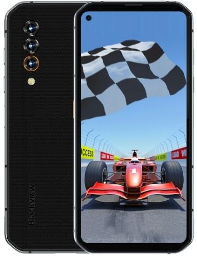 Odolný telefón iget Blackview GBL6000 Pro 8GB/256GB, šedá