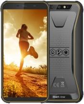 Odolný telefón iGET Blackview GBV5500 Pro 3GB/16GB, žltá + DARČEK Antivir Bitdefender v hodnote 11,9 €