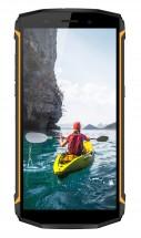Odolný telefón iGET Blackview GBV5800 2GB/16GB, čierna + Antivir ESET