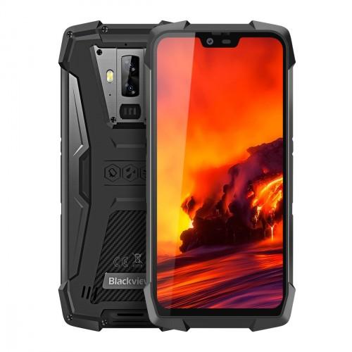 Odolný telefón iGET Blackview GBV9700 Pro 6GB/128GB, čierna + DARČEK Antivir Bitdefender v hodnote 11,9 € + ZADARMO Kamera pre nočné videnie v hodnote