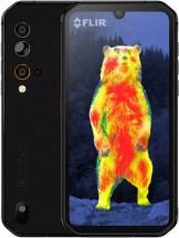 Odolný telefón iGET Blackview GBV9900Pro Thermo 8GB/128GB,čierna