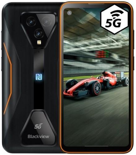 Odolný telefón iGET GBL5000 8GB/128GB, oranžová
