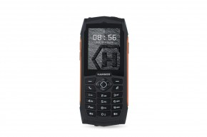 Odolný telefón MyPhone Hammer 3, oranžová