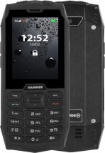 Odolný telefón myPhone Hammer 4, čierna + Antivir ESET