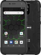 Odolný telefón MyPhone Hammer Active 2 3G 2GB/16GB, čierna