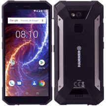 Odolný telefón myPhone Hammer ENERGY 18x9 LTE 3GB/32GB, čierna + DARČEK Antivir Bitdefender v hodnote 11,9 €