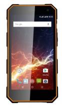 Odolný telefón myPhone Hammer ENERGY 2GB/16GB, čierna/oranžová + DARČEK Antivir Bitdefender v hodnote 11,9 €