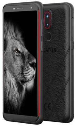 Odolný telefón Odolný telefón Aligator RX800 eXtremo 4GB/64GB, červená