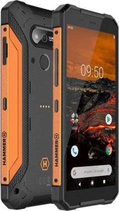 Odolný telefón Odolný telefón myPhone Hammer Explorer 3GB/32GB, oranžová