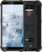 Odolný telefón Oukitel WP5 4GB/32GB, červená