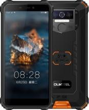 Odolný telefón Oukitel WP5 4GB/32GB, oranžová