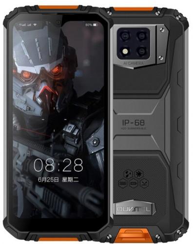 Odolný telefón Oukitel WP6 6GB/128GB, oranžová + DARČEK Antivir Bitdefender pre Android v hodnote 11,90 Eur