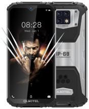 Odolný telefón Oukitel WP6 6GB/128GB, strieborná