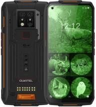 Odolný telefón Oukitel WP7 8GB/128GB, oranžová