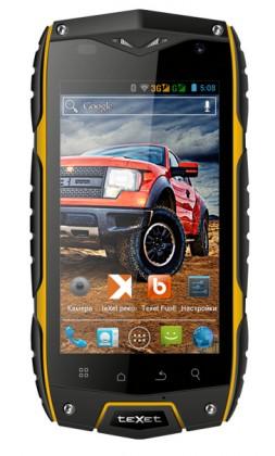 Odolný telefón  TeXet TM-4104R