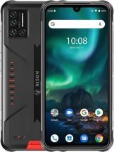Odolný telefón Umidigi Bison 6 GB/128 GB, oranžový