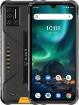 Odolný telefón Umidigi Bison 6 GB/128 GB, žltý
