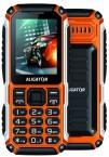 Odolný tlačidlový telefón Aligator R30 eXtremo, IP68, oranžová