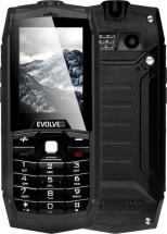 Odolný tlačidlový telefón Evolveo StrongPhone Z1, čierna