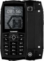 Odolný tlačidlový telefón myPhone Hammer 3, čierna POUŽITÉ, NEOP