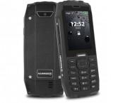 Odolný tlačidlový telefón myPhone Hammer 4, čierna