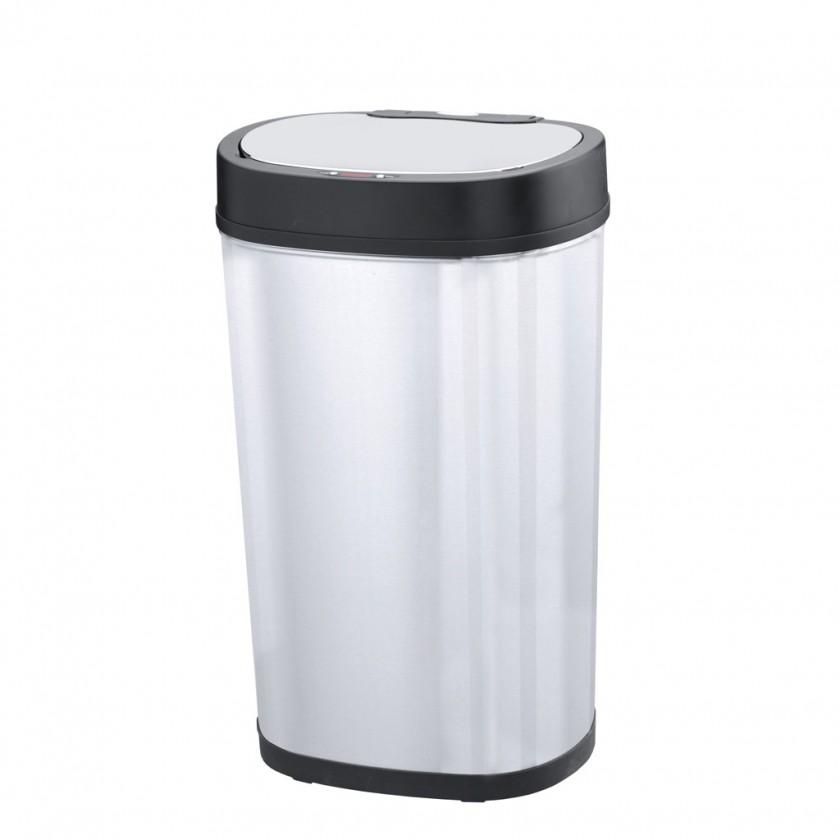 Odpadkové koše Bezdotykový odpadkový kôš Helpmation GYT405, 40L