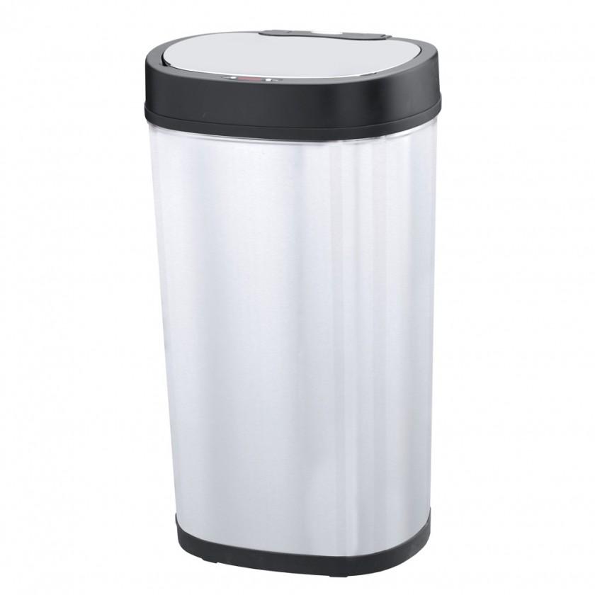 Odpadkové koše Bezdotykový odpadkový kôš Helpmation GYT505, 50L
