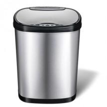Odpadkový kôš so senzorom na triedený odpad Toro, nerez, 42 l ROZ
