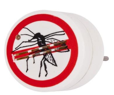Odpuzovač hmyzu ROZBALENO