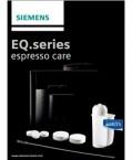 Odvápňovacia set pre kávovary Siemens TZ80004