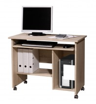 Office - PC stôl (dub sonoma)