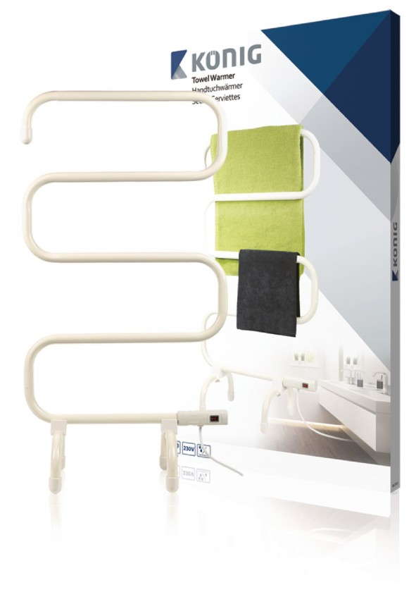 Ohrievače do kúpeľne KÖNIG KN-TH10