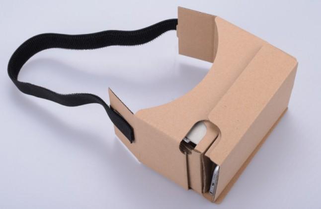 f3c00a814 ... ROZBALENO Mobily ZLACNENÉ Okuliare pre virtuálnu realitu Apei Eco  Paperboard, ROZBALENO