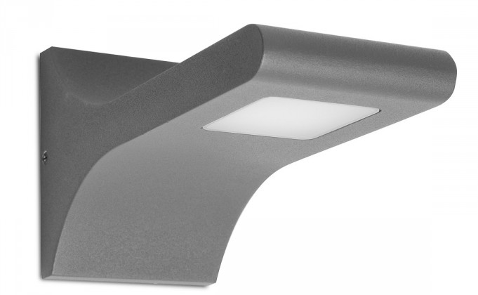 Olbia N - vonkajšie LED svietidlo, LED, 5W (hliník)