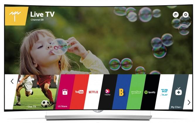 33c46fc18 LG LG 65EG960V OLED televízory LG 65EG960V