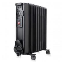 Olejový radiátor Black+Decker BXRA1500E, 9 žeber
