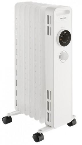 Olejový radiátor Concept RO3307, 7 rebier