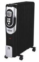 Olejový radiátor Guzzanti GZ 411BD, 11 rebier