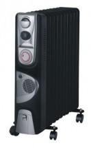 Olejový radiátor Guzzanti GZ 411BTF, 11 rebier