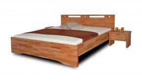 Olympia - rám postele (rozmer ložnej plochy - 200x140)