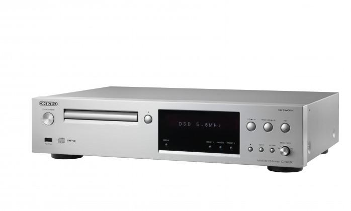 ONKYO C-N7050 Silver